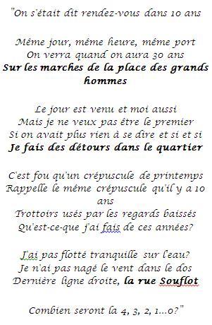 Soufflot Place De Grands Hommes 4 3 2 1 La Nantaise A Paris