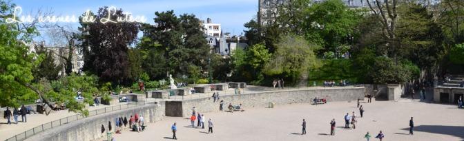 Les Arènes de Lutèce Paris 5