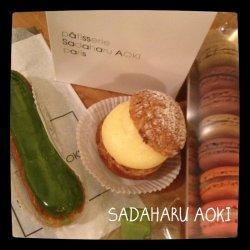 Paris Gourmandise by LaNantaise - Sadaharu Aoki