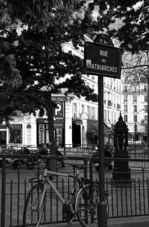 Place des Patriarches - Paris 5