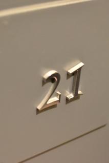 Chambre, Hôtel, Villa Madame, Paris, 75006