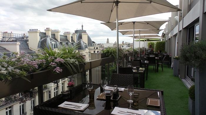 Hotel Warwick. Nantaise à Paris (9)