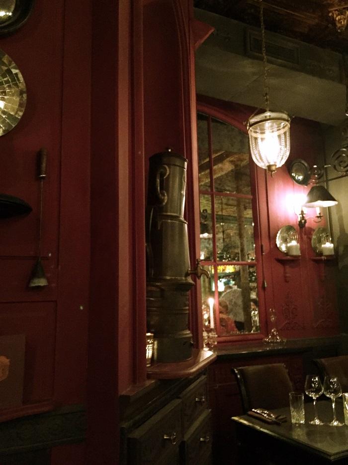 Ancienne Maison Gradelle. La Nantaise à Paris (5)