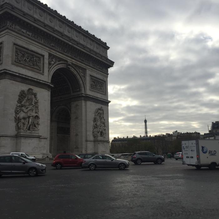La Nantaise à Paris. Retrospective (2)