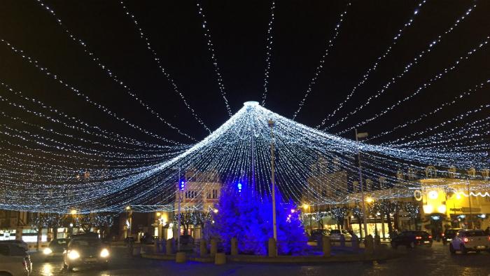 Deauville. Noel 2015. La Nantaise à Paris (2)