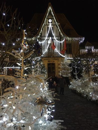 Deauville. Noel 2015. La Nantaise à Paris (3)