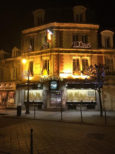 Deauville. Noel 2015. La Nantaise à Paris (6)