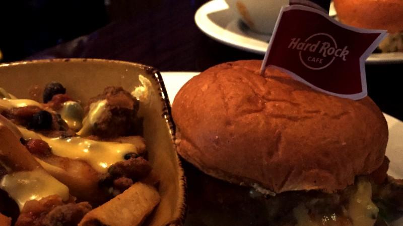 Chilli Day. Hard Rock Café. La Nantaise à Paris