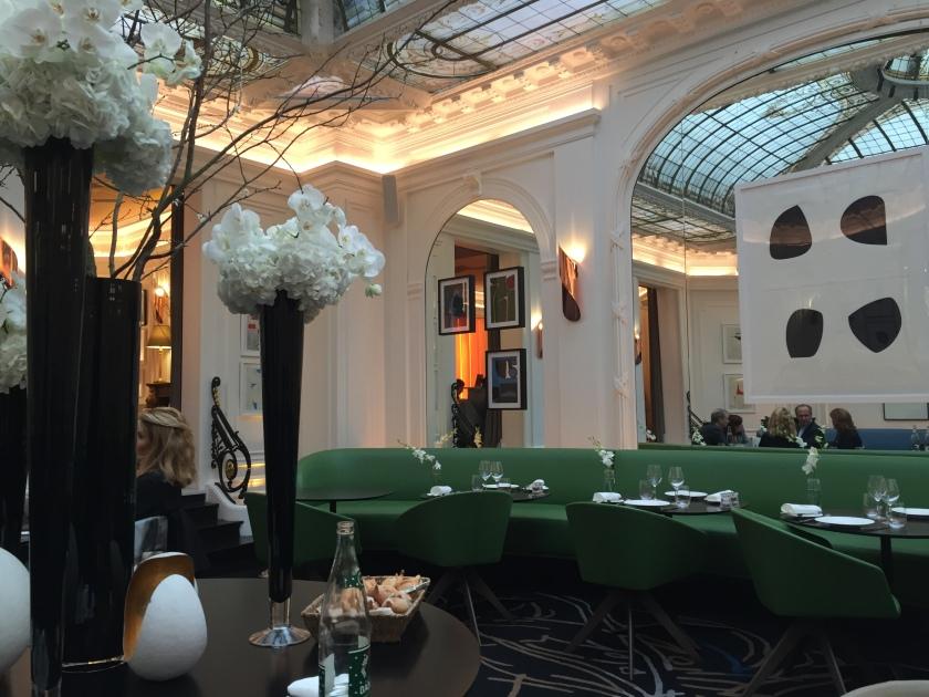 Restaurant Vernet. La Nantaise à Paris (3)
