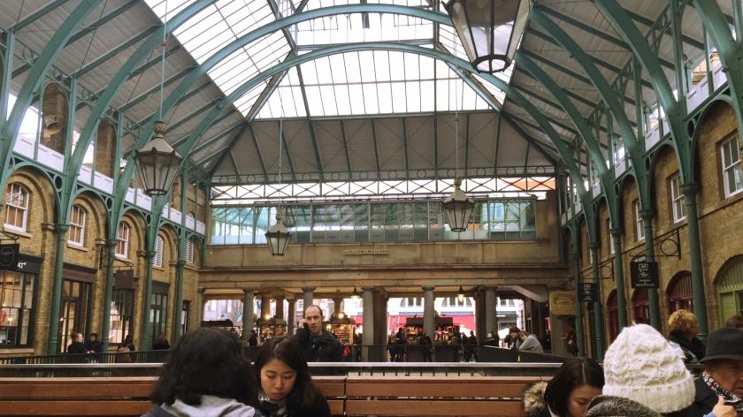 Londres. Shake Shack. La Nantaise à Paris (1)