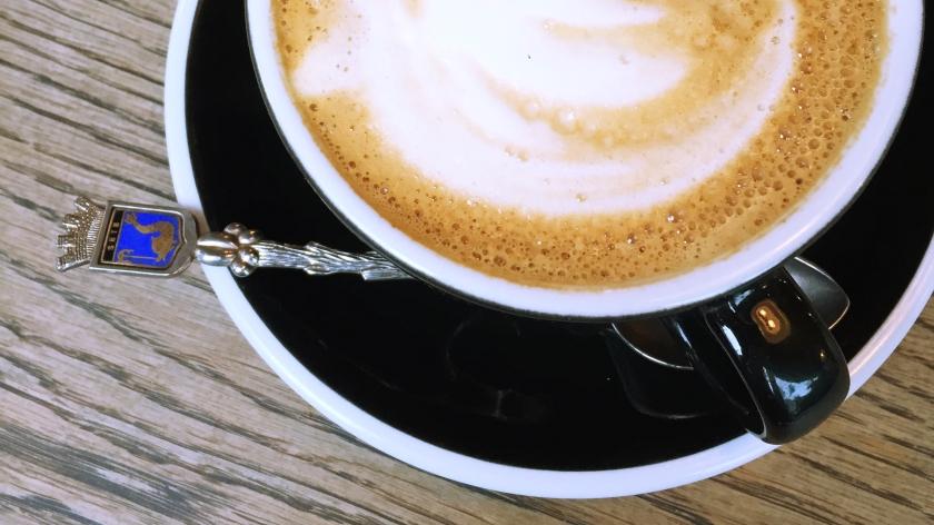 Londres. Tap Coffee. La Nantaise à Paris (2)