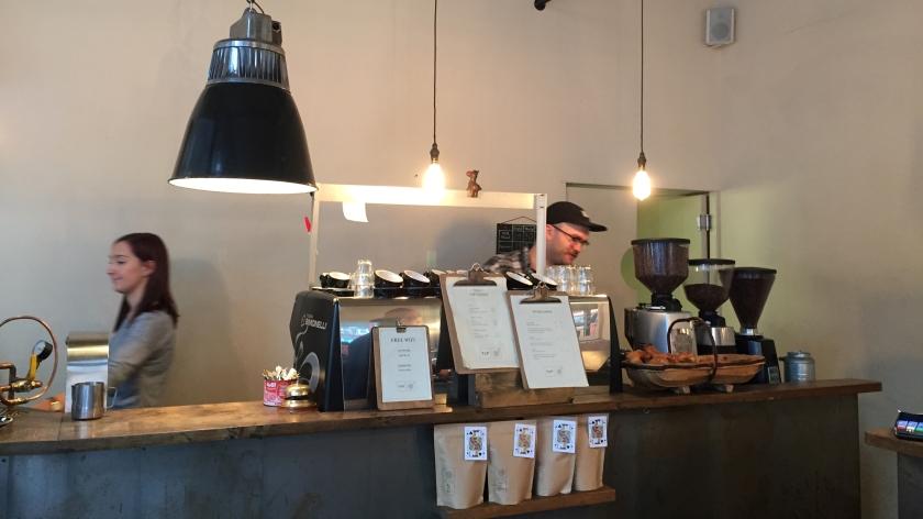 Londres. Tap Coffee. La Nantaise à Paris (4)