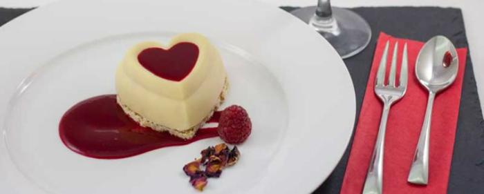 Saint Valentin. Etoile des Gourmets. Nantaise à Paris