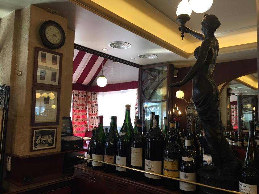 Le Petit Sommelier. Restaurant. La Nantaise à Paris (2)