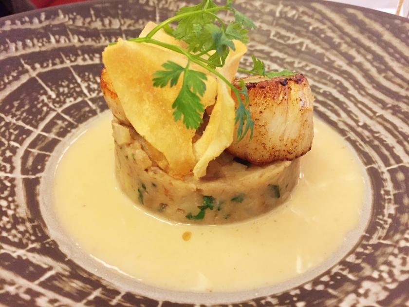 Le Petit Sommelier. Restaurant. La Nantaise à Paris (5)