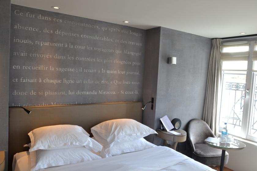 MyRoomIn. Le Pavillon des Lettres. La Nantaise à Paris (2)