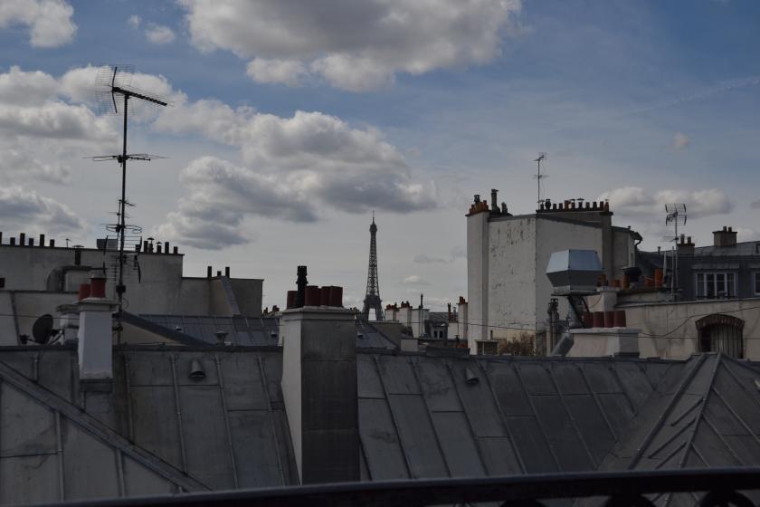 MyRoomIn. Le Pavillon des Lettres. La Nantaise à Paris (3)