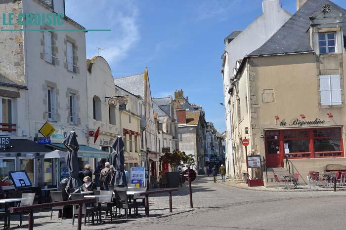 Croisic. Loire-Atlantique. La Nantaise à Paris (1)