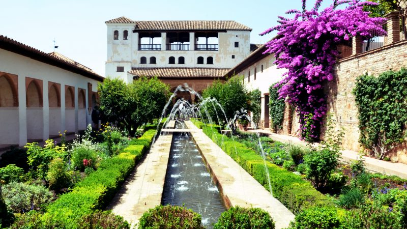Alhambra Granada Andalousie NantaiseàParis (0)