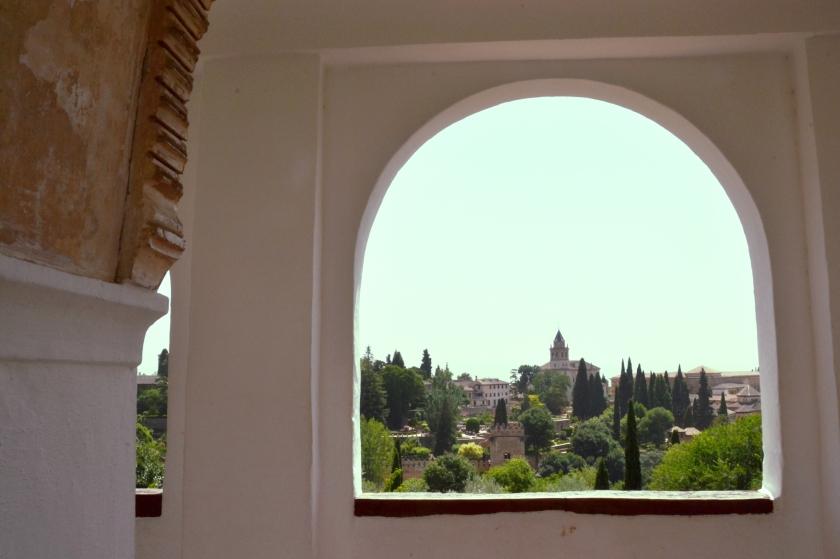 Alhambra Granada Andalousie NantaiseàParis (1)