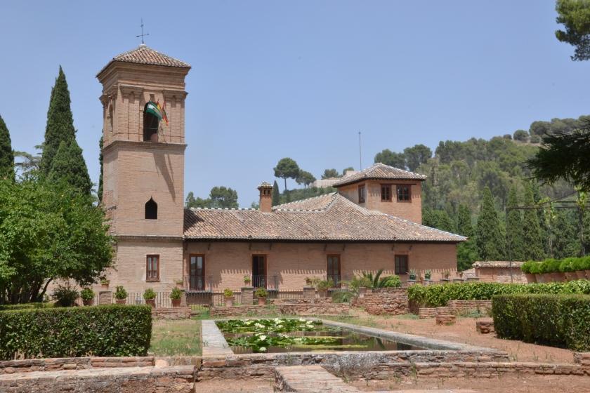 Alhambra Granada Andalousie NantaiseàParis (10)