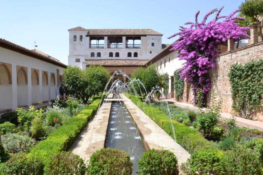 Alhambra Granada Andalousie NantaiseàParis (15)