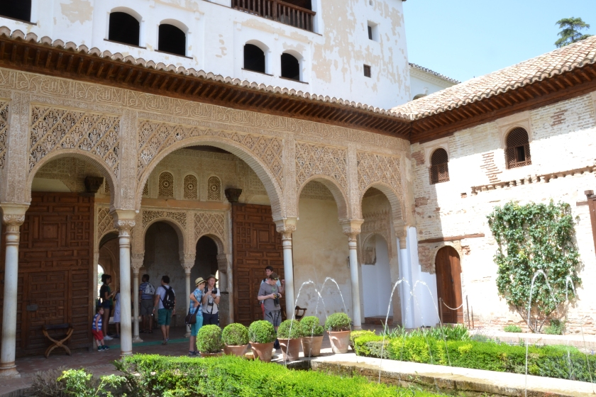 Alhambra Granada Andalousie NantaiseàParis (16)