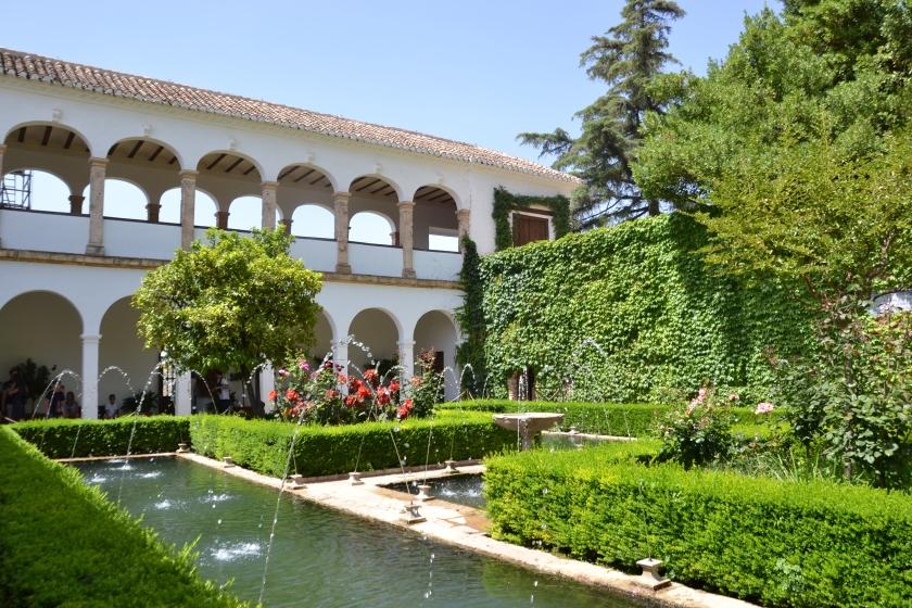 Alhambra Granada Andalousie NantaiseàParis (3)