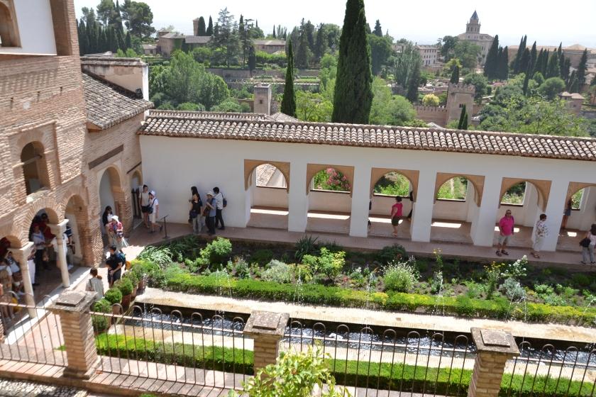 Alhambra Granada Andalousie NantaiseàParis (4)
