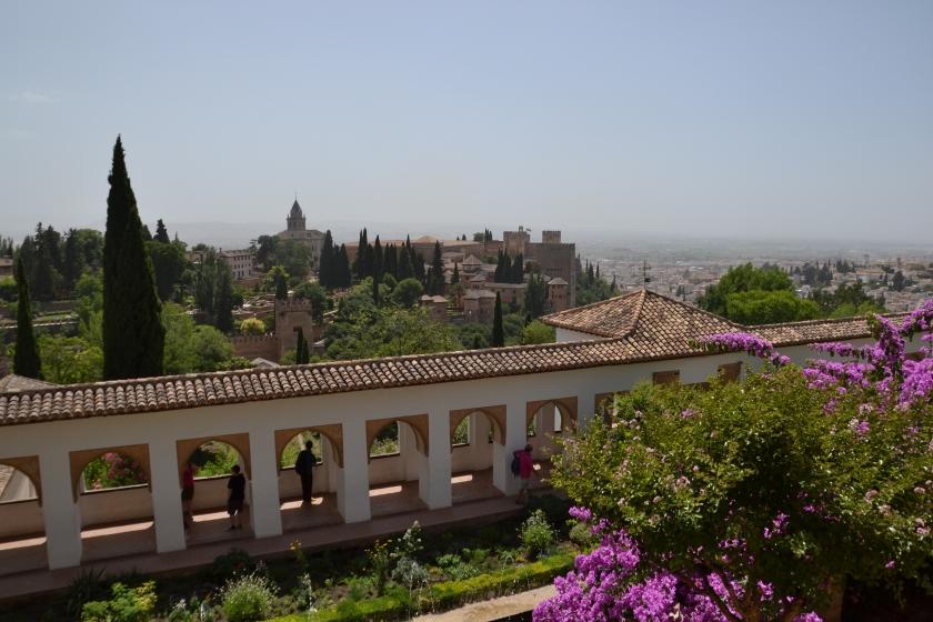 Alhambra Granada Andalousie NantaiseàParis (5)