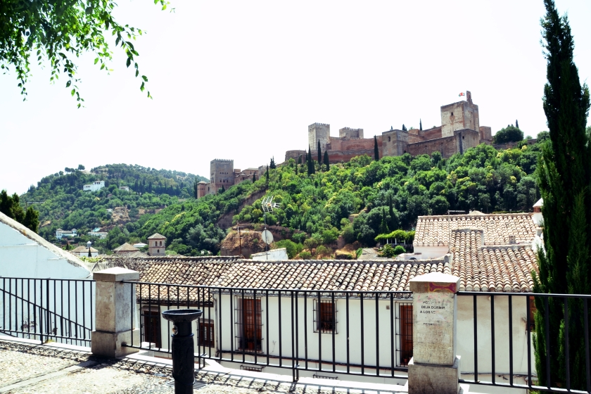 Alhambra Granada Andalousie NantaiseàParis (8)