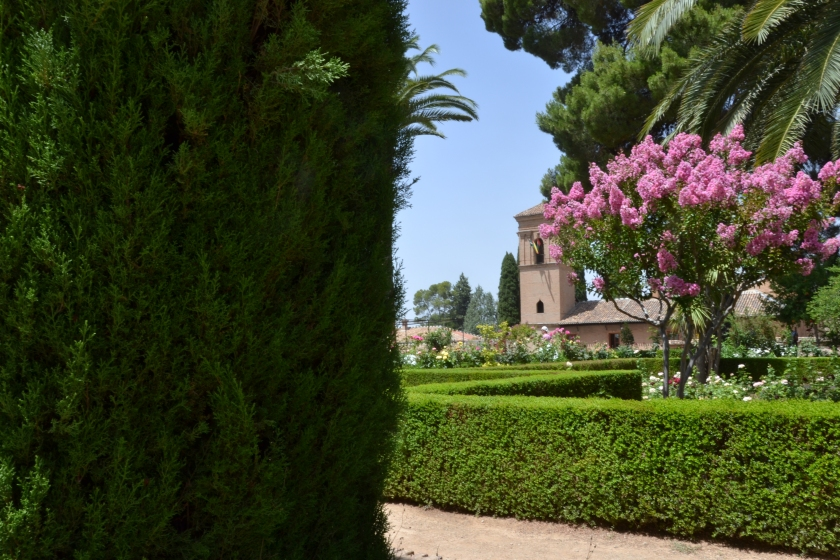 Alhambra Granada Andalousie NantaiseàParis (9)