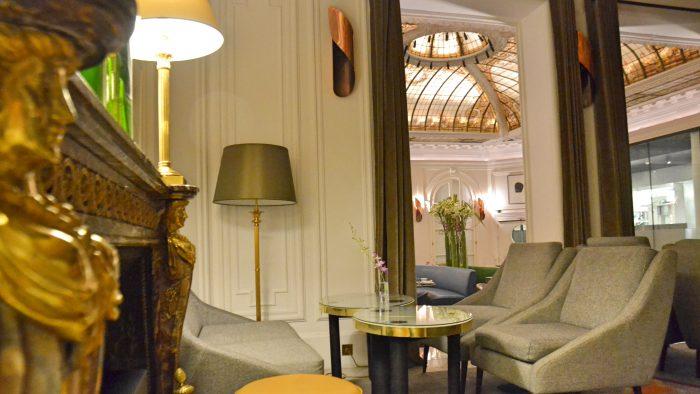Hôtel Vernet LaNantaiseAParis (7)