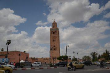 Marrakech. Voyage. Maroc. La Nantaise à Paris (1)